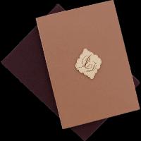 Custom Wedding Cards - CZC-9454