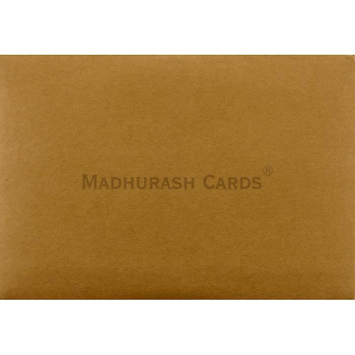 Custom Wedding Cards - CZC-9401B - 4