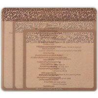 Custom Wedding Cards - CZC-8857