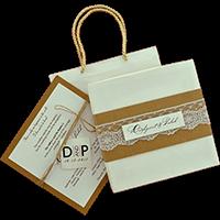 Custom Wedding Cards - CZC-9451
