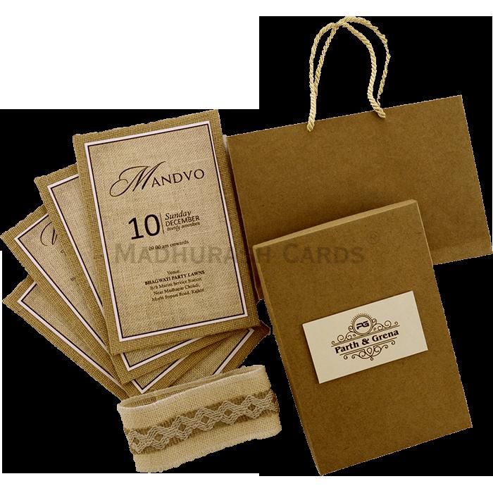 test Custom Wedding Cards - CZC-9341