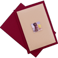 Custom Wedding Cards - CZC-9431P