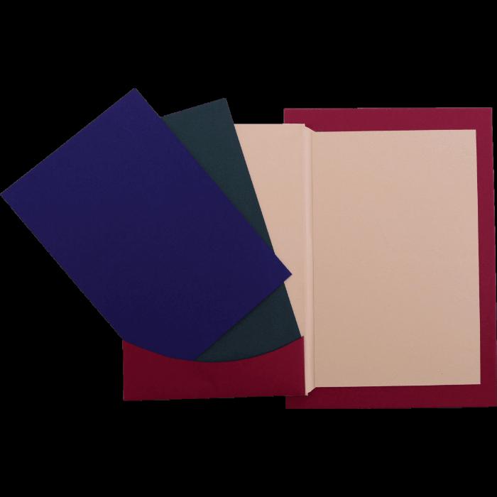 Custom Wedding Cards - CZC-9431P - 3