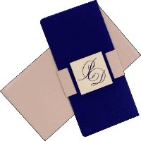 Custom Wedding Cards - CZC-9542