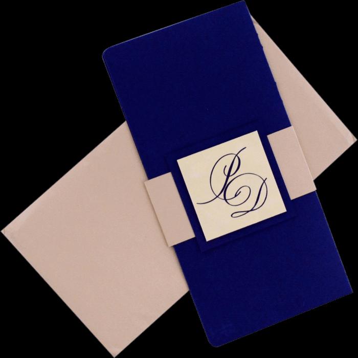 test Custom Wedding Cards - CZC-9542