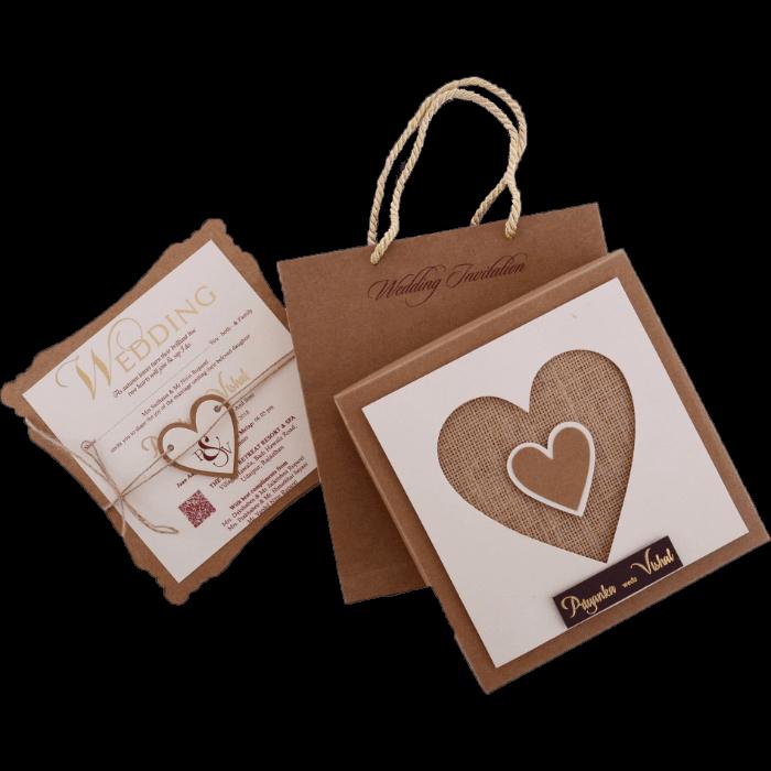 Custom Wedding Cards - CZC-9421D - 5