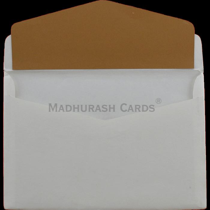 Custom Wedding Cards - CZC-9536 - 3