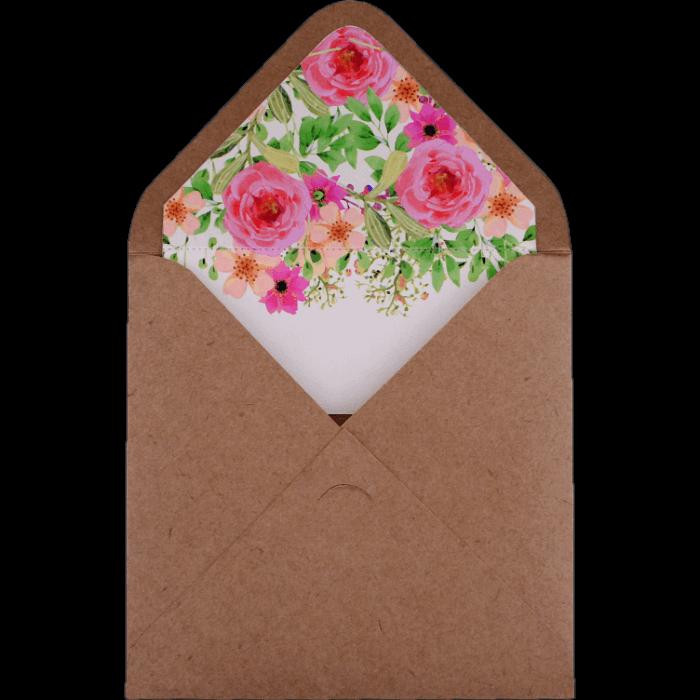 Custom Wedding Cards - CZC-9483 - 3