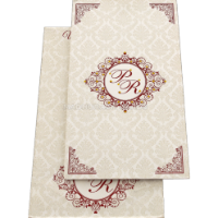Custom Wedding Cards - CZC-9432