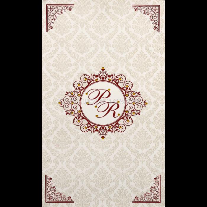 test Custom Wedding Cards - CZC-9432