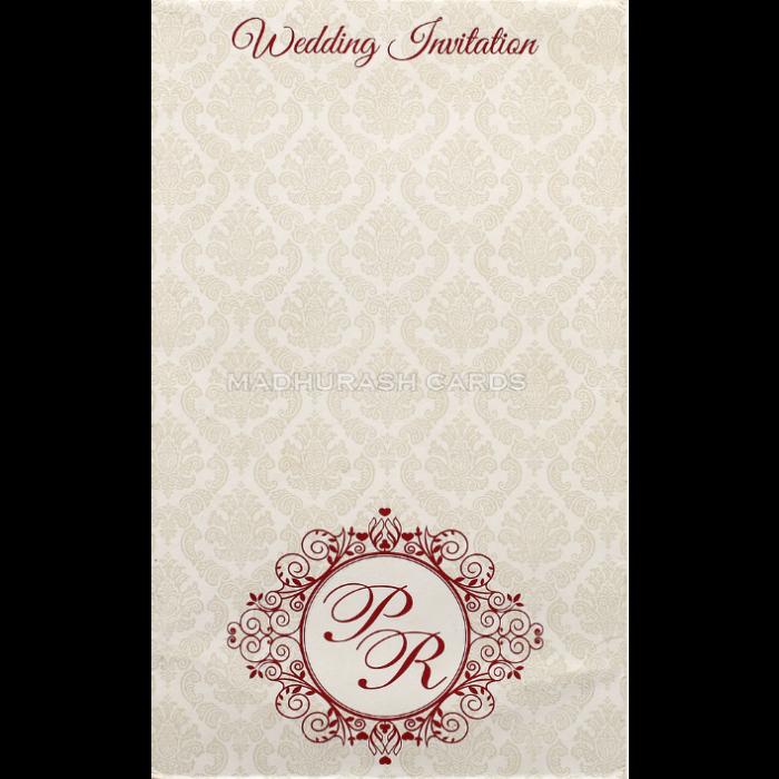 Custom Wedding Cards - CZC-9432 - 3