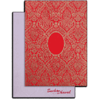 Hindu Wedding Cards - HWC-17082