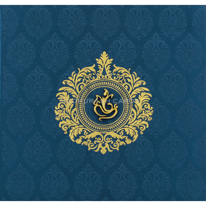 test Custom Wedding Cards - CZC-9458