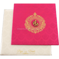 Custom Wedding Cards - CZC-9457