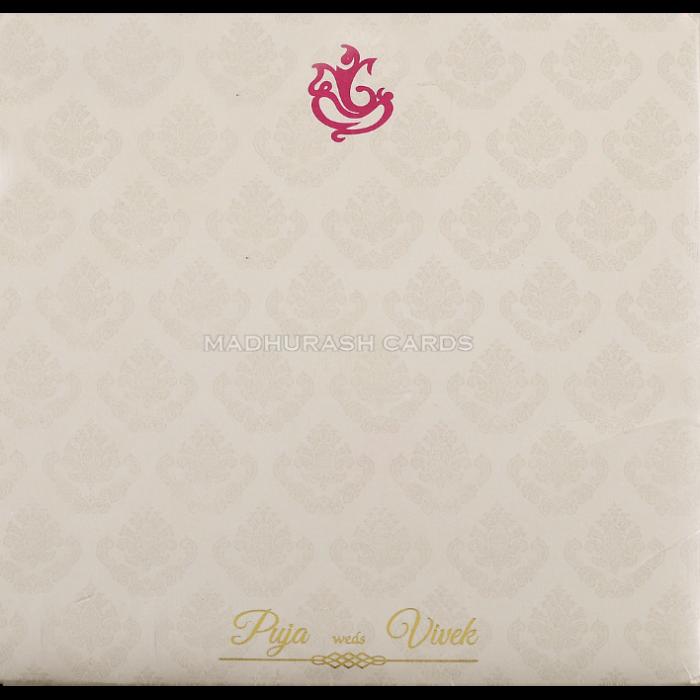 Custom Wedding Cards - CZC-9457 - 3