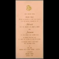 Inauguration Invitations - II-15709