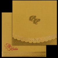 Muslim Wedding Cards - MWC-17235I