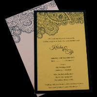 Birthday Invitation Cards - BPI-9785