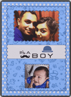 Birthday Invitation Cards - BPI-9743