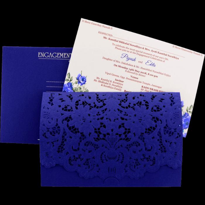 test Custom Wedding Cards - CZC-9466