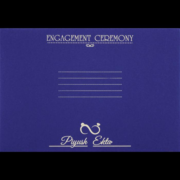 Custom Wedding Cards - CZC-9466 - 4
