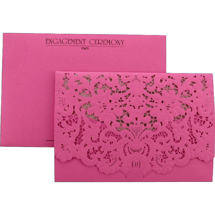 Laser Cut Invitations - LCC-9466P - 5