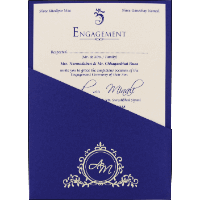Engagement Invitations - EC-9525