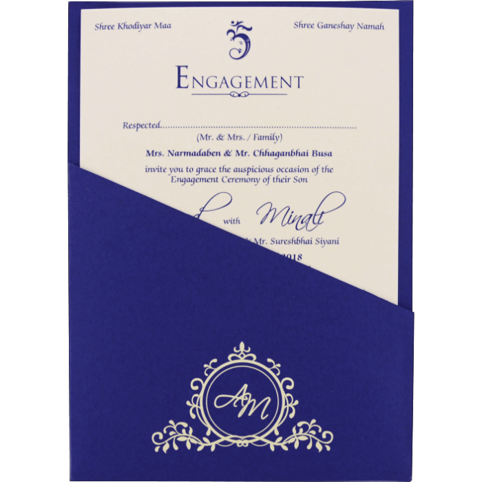 test Engagement Invitations - EC-9525