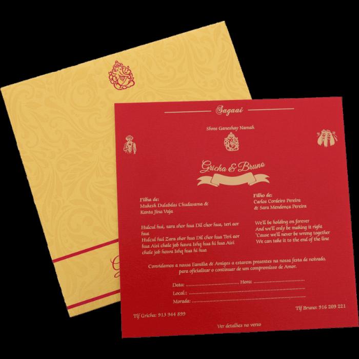 test Inauguration Invitations - II-9581