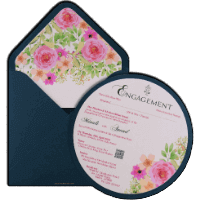 Bridal Shower Invitations - BSI-9526