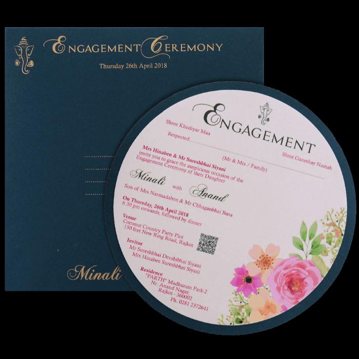 Bridal Shower Invitations - BSI-9526 - 3
