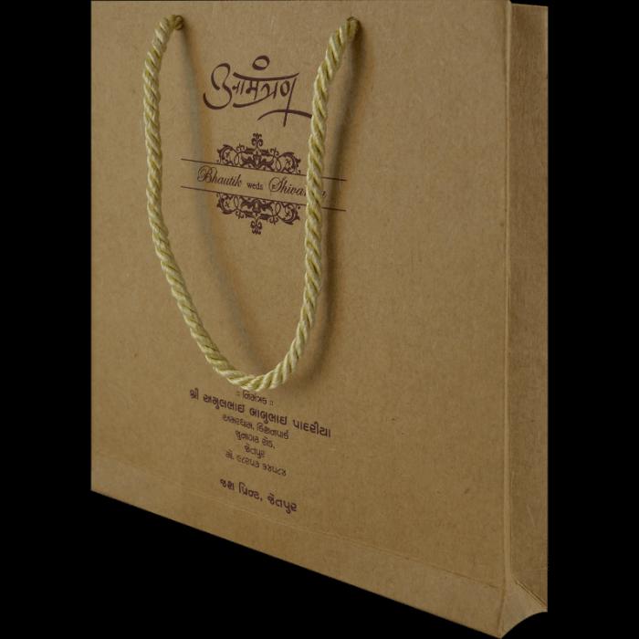 Paper Bags - CB-8813 - 3
