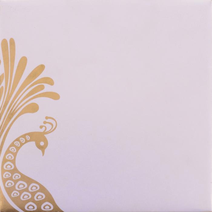 Custom Wedding Cards - CZC-9050BC - 3