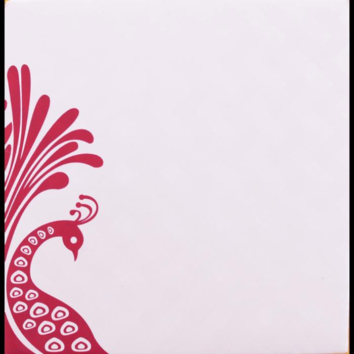 Custom Wedding Cards - CZC-9053RC - 3