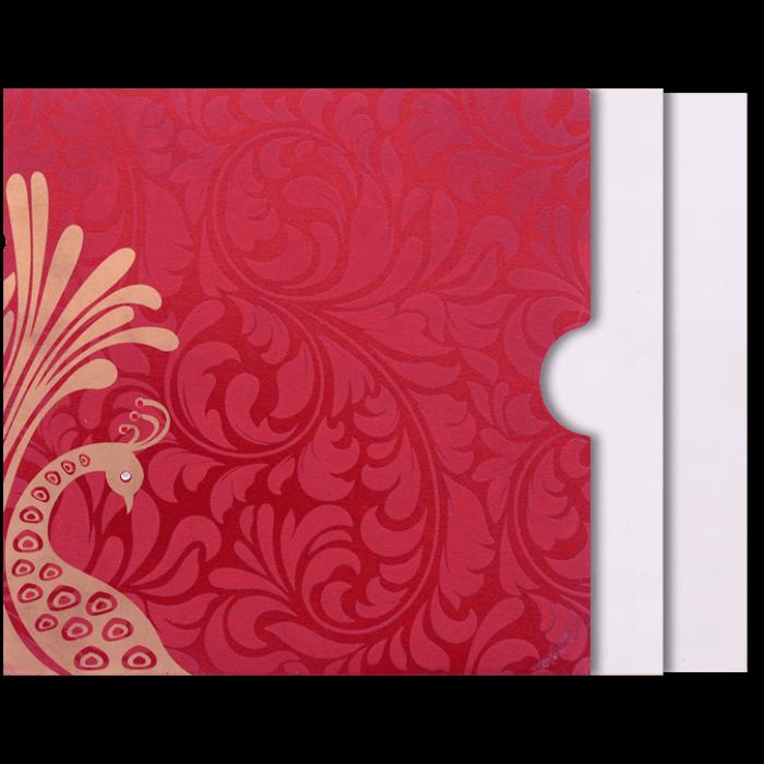 Custom Wedding Cards - CZC-9053RC - 5