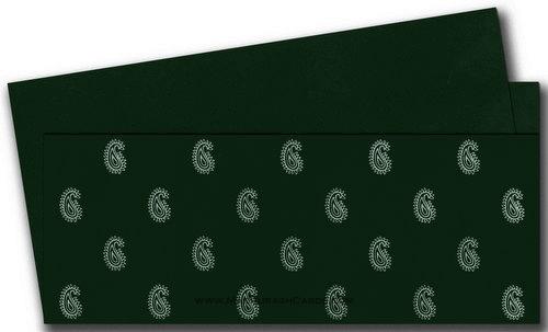Custom Wedding Cards - CZC-9092SG - 3