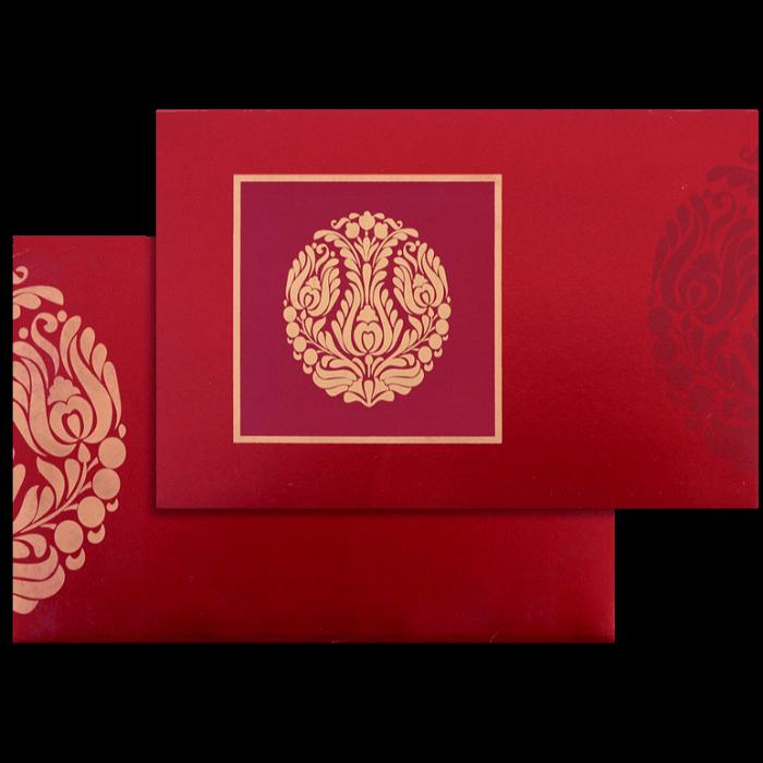 test Custom Wedding Cards - CZC-9052W
