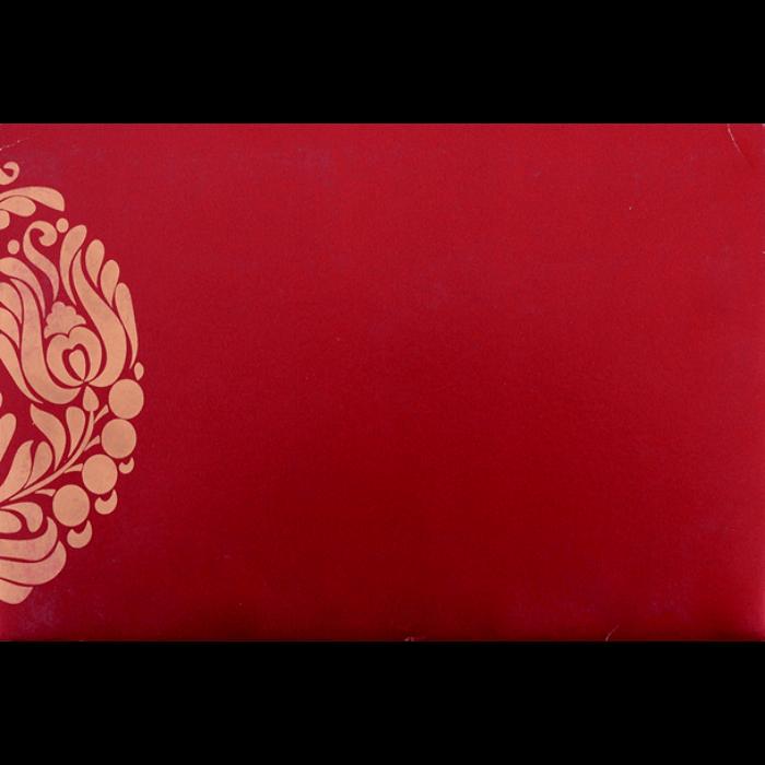 Custom Wedding Cards - CZC-9052W - 3