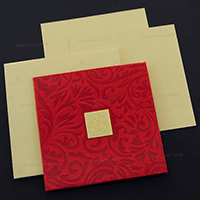 Hindu Wedding Cards - HWC-14032