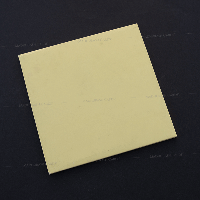 Hindu Wedding Cards - HWC-14032 - 3