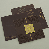 Hindu Wedding Cards - HWC-14100