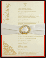 Engagement Invitations - EC-9706R