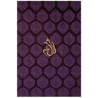 Fabric Wedding Cards - FWI-9024G