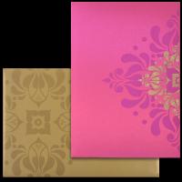 Muslim Wedding Cards - MWC-9103PG