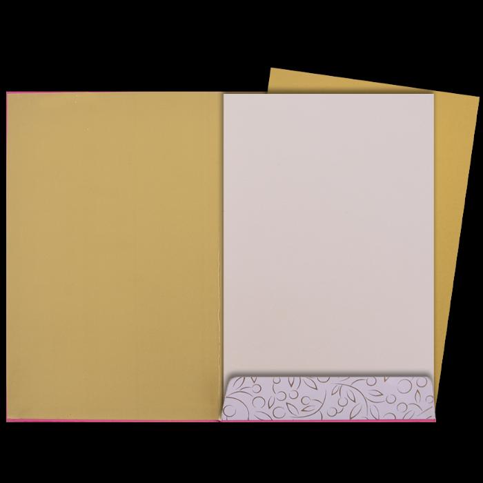 Muslim Wedding Cards - MWC-9103PG - 5