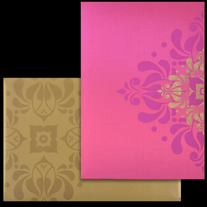 Hindu Wedding Cards - HWC-9103PG
