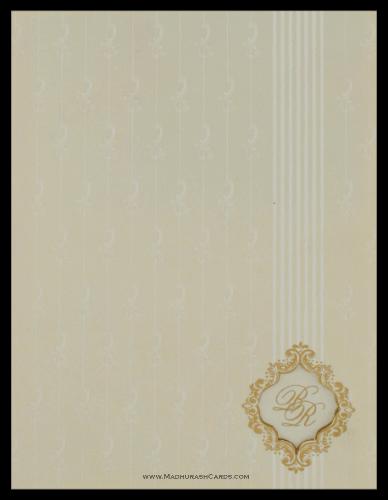 Hindu Wedding Cards - HWC-9046CC
