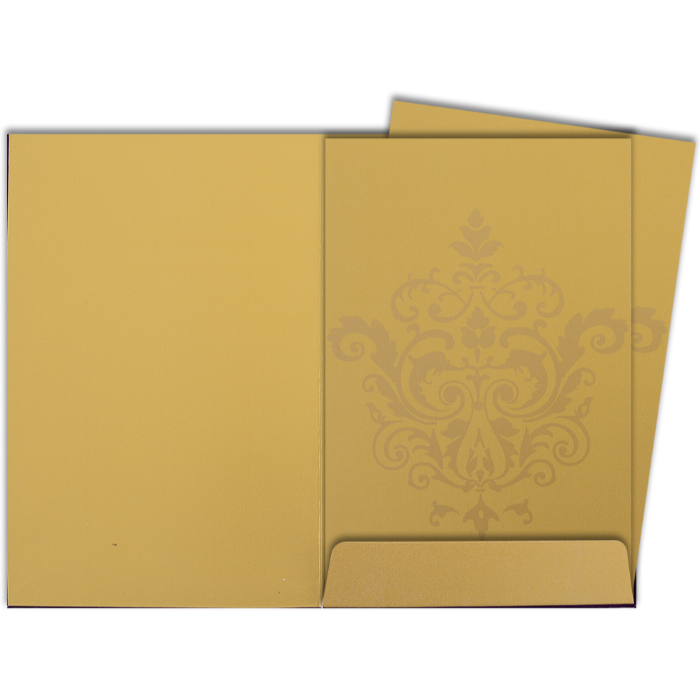 Muslim Wedding Cards - MWC-9104VG - 5