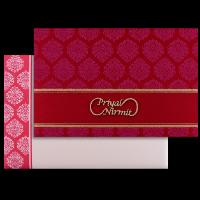 Muslim Wedding Cards - MWC-9035RC