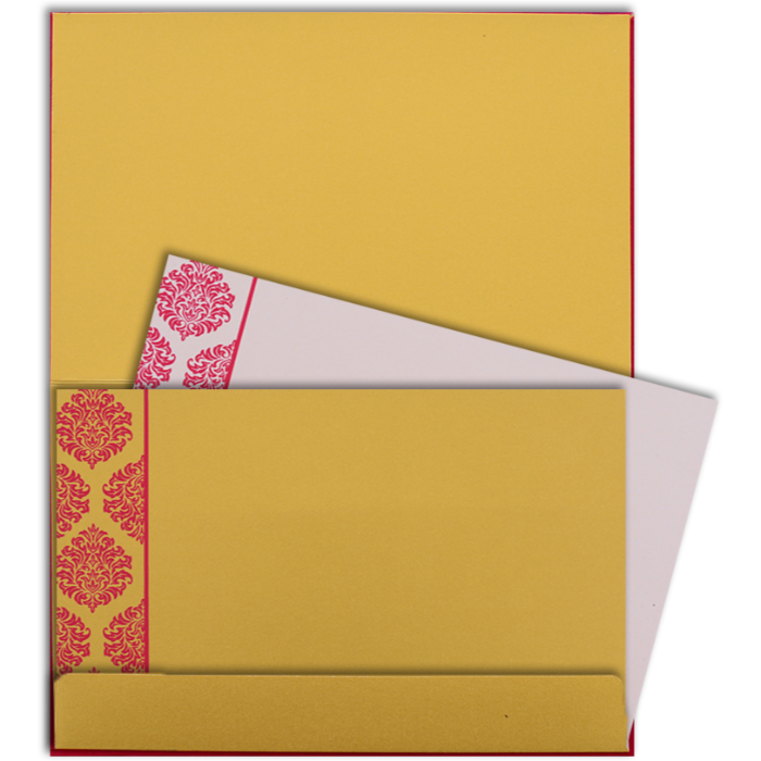 Muslim Wedding Cards - MWC-9035RC - 5